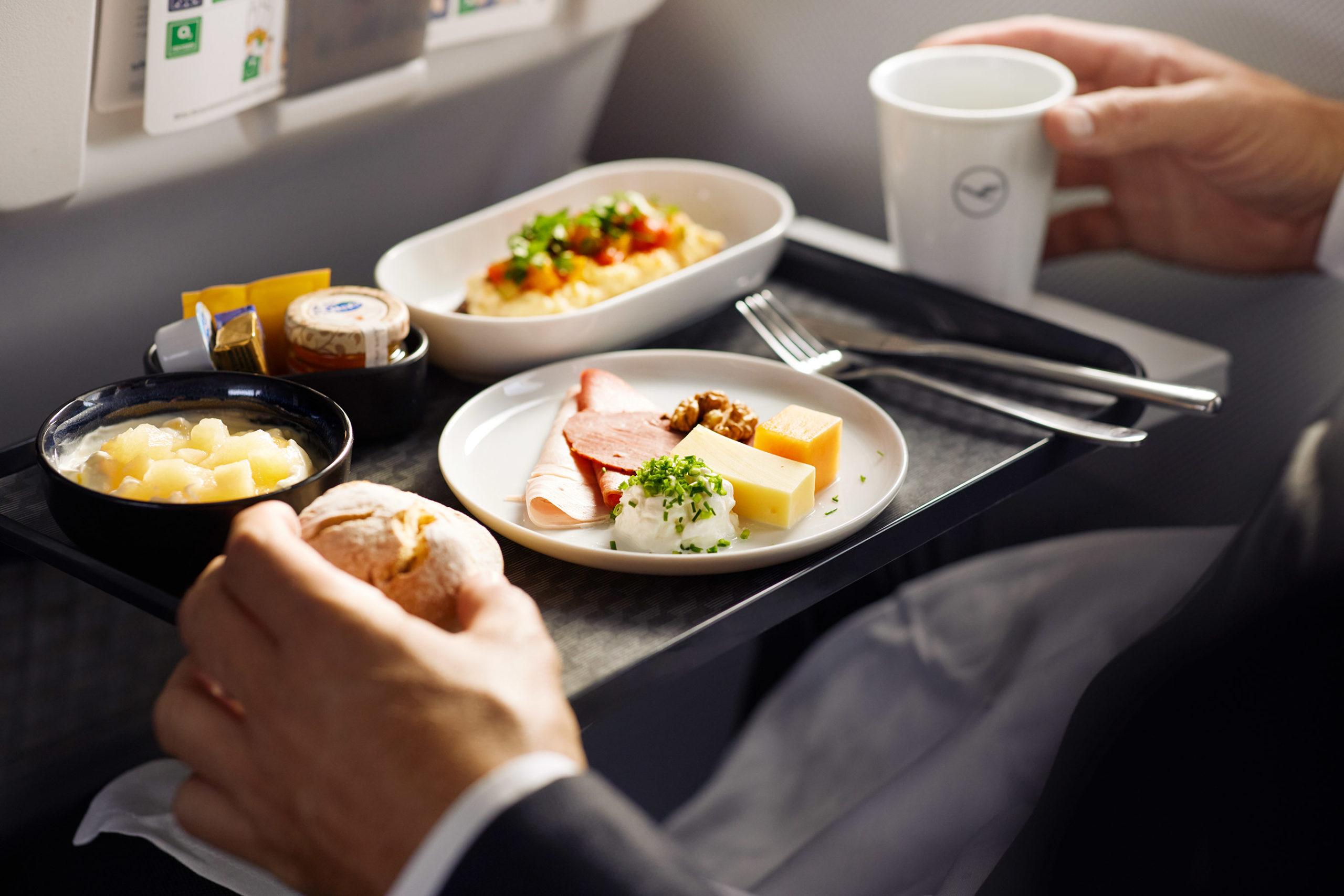 Tasting HEIMAT Lufthansa
