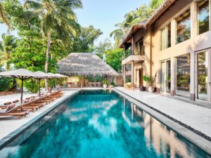 Die größten Villen der Malediven