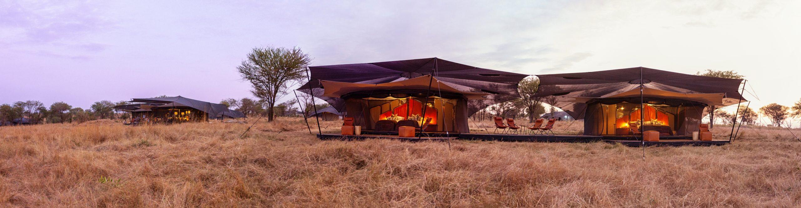 Siringit Migration Camp