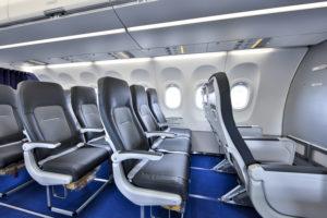 Lufthansa Airspace Cabin